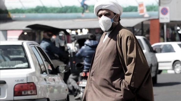 El Ministerio de Salud admitió que Irán está atravesando la cuarta ola de la pandemia de coronavirus.