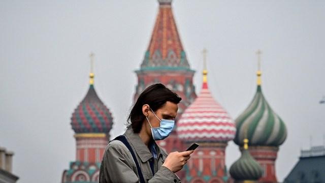 Las autoridades rusas están en alerta.