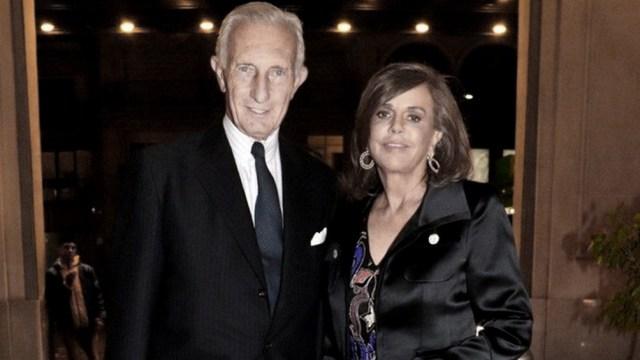 Neuss y Saravia estaban casados desde 1971 y tenían tres hijos.