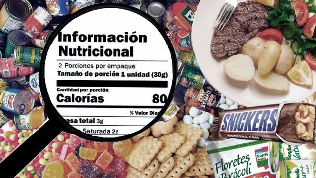 El proyecto de ley busca que los envases de los productos incluyan etiquetas para advertir los excesos de azúcares, sodio, grasas saturadas, grasas totales y calorías