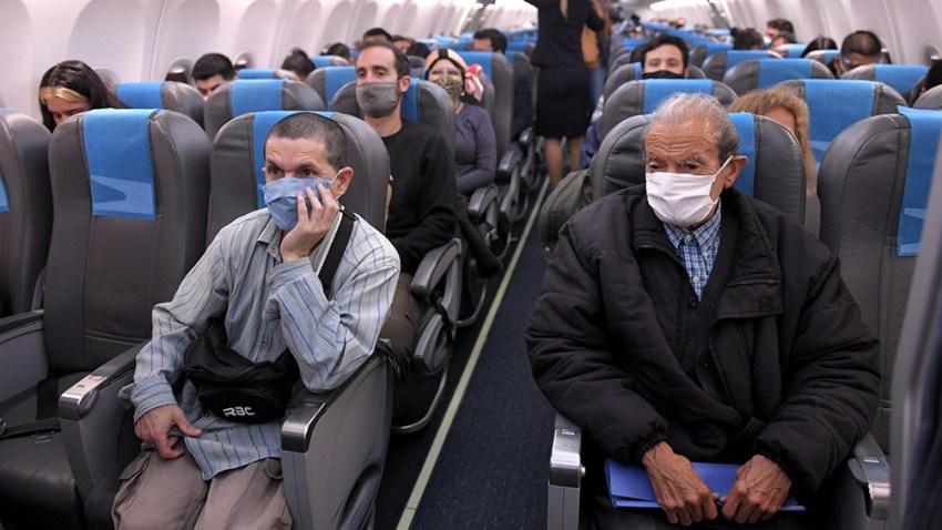 Actualmente rige un estricto protocolo que se aplica en todos los vuelos de la compañía.