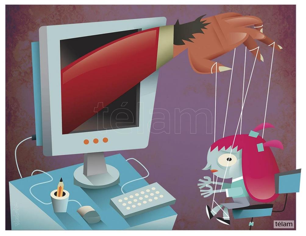 Campaña por espacios digitales seguros para niños y niñas
