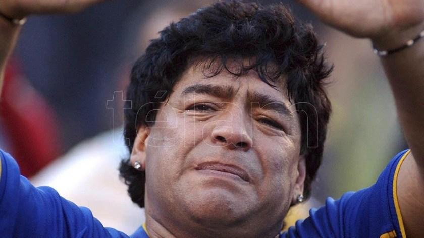 """El retorno al fútbol y su despedida en Boca. """"La pelota no se mancha""""."""