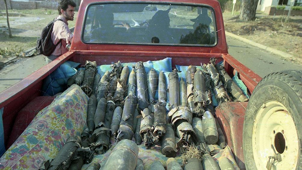 Las pericias determinaron que había un faltante de municiones en la fábrica.