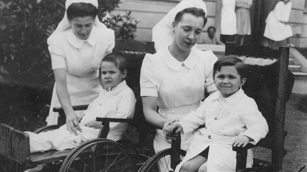 La polio había afectado a más de 58.000 estadounidenses en el año1952, en su mayoría, menores de 9 años. (AGN)