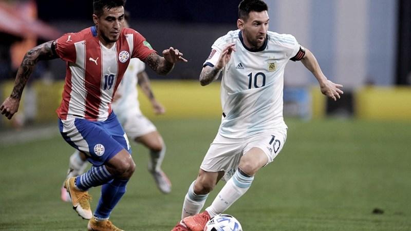 """""""La Copa América por ahora se va a jugar sin público"""", dijo la ministra Vizzotti."""