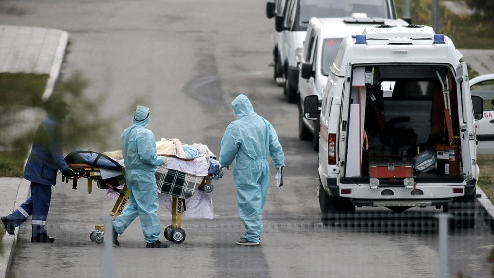 Un total de 1.254.083 personas siguen bajo observación como sospechosas de estar contagiadas.