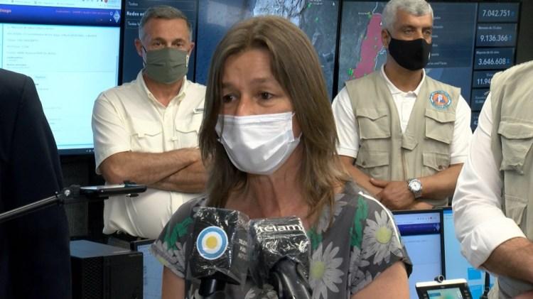 Seguridad de la Nación informó que la represión la ejecutó la policía metropolitana dirigida por Larreta