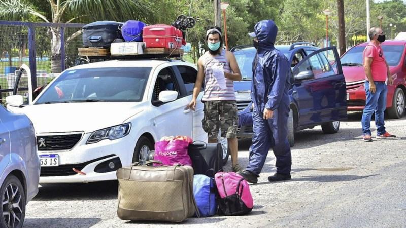 El Consejo de Emergencia dispuso la suspensión del transporte interurbano de pasajeros entre las distintas localidades.