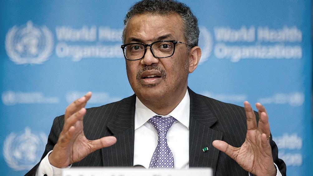 Para el director general de la OMS la situación pone en peligro el acceso equitativo en todo el mundo a la vacuna.
