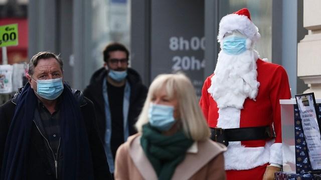 Francia se prepara para vacunar a la población