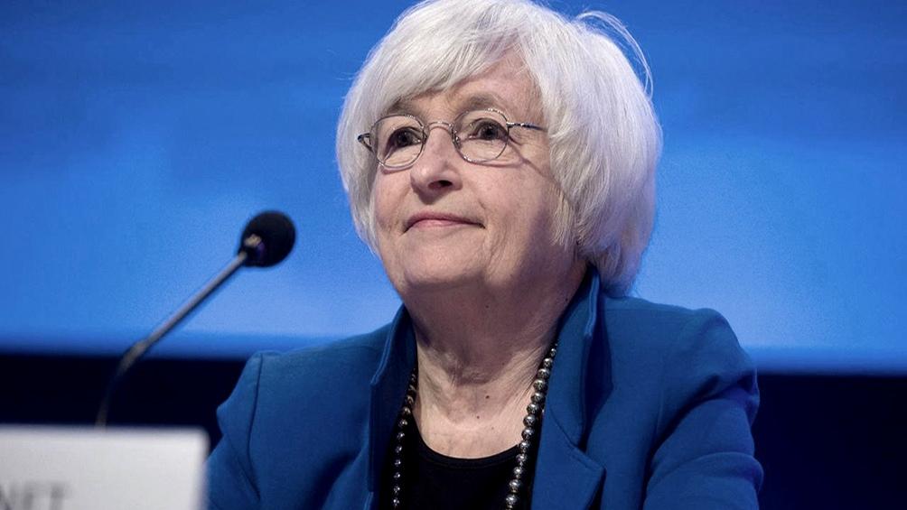Yellen anunció que el lunes reunirá a los principales reguladores bancarios y del mercado financiero para discutir las reglas para las llamadas monedas estables