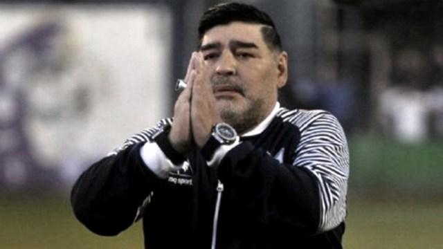 """Maradona murió raíz de un """"edema agudo de pulmón secundario a una insuficiencia cardíaca crónica reagudizada"""" el 25 de noviembre pasado."""