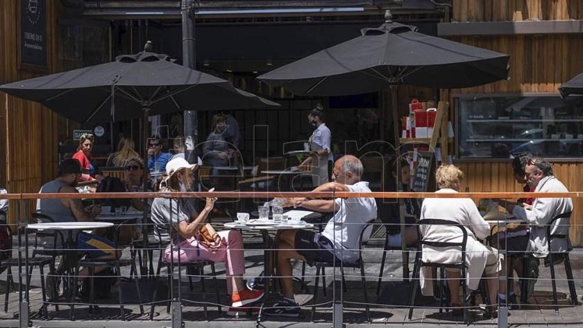 Durante el feriado se movilizaron más de 500.000 turistas y 700.000 excursionistas en distintos destinos del país.