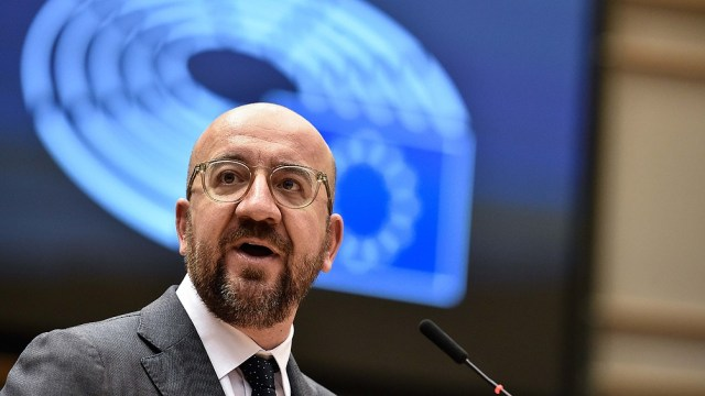"""El presidente del Consejo Europeo acusó a Rusia de tener una """"actitud destructiva"""""""