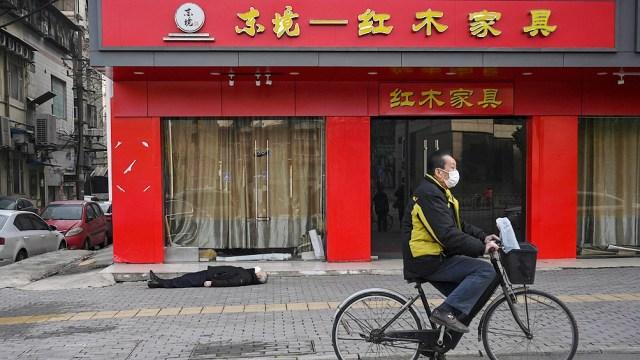 Durante los últimos días el saldo oficial de contagios subió en China