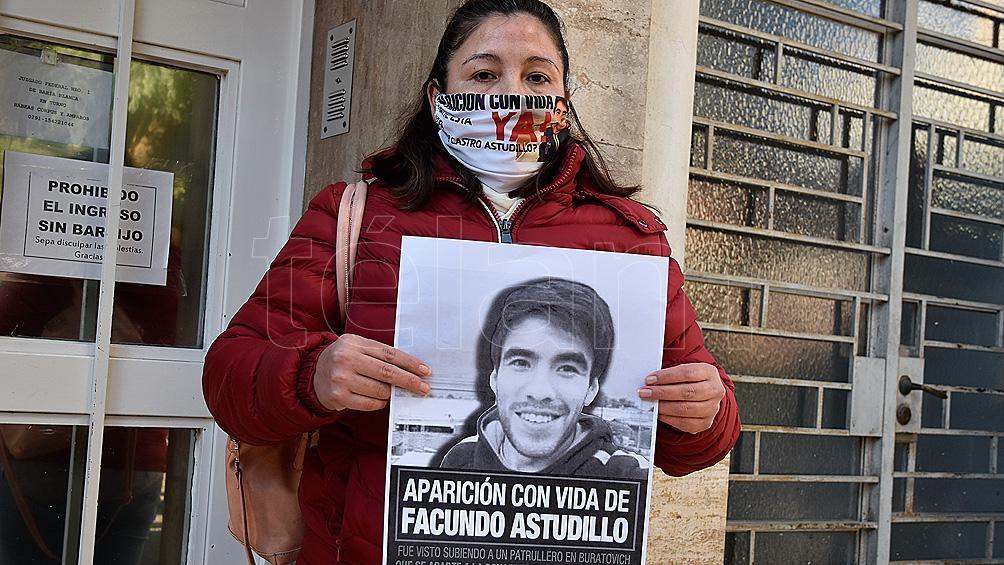 Facundo desapareció el 30 de abril del año pasado, cuando en plena cuarentena salió de su casa de Pedro Luro para ir a ver a su novia.
