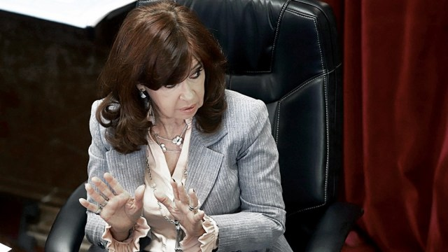"""""""Siempre que habla Cristina es un hecho político, nunca pasa inadvertida"""", dijo a Télam el abogado Gregorio Dalbón."""