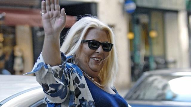 """Carrió sostuvo que """"hay que cuidar a la exgobernadora bonaerense María Eugenia Vidal"""""""