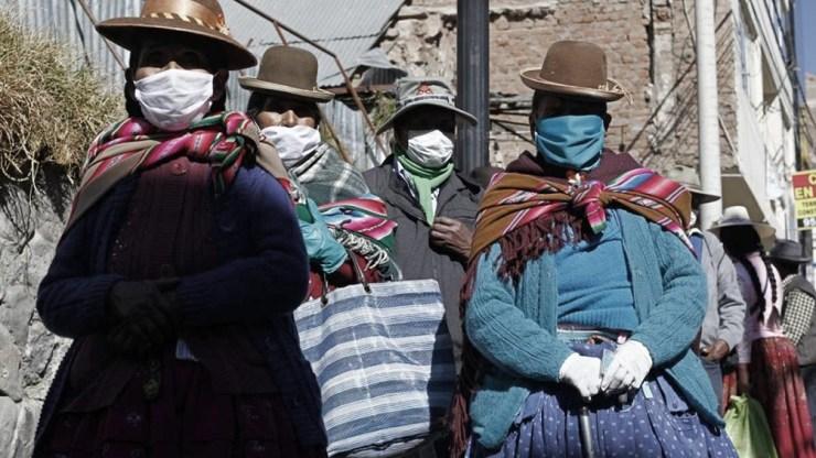 Ocho países americanos reportaron la variantes del virus identificada en Reino Unido y Sudáfrica