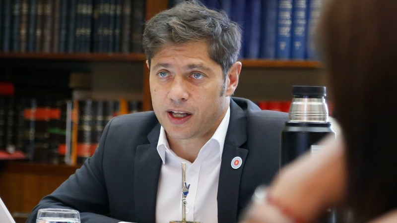 """Kicillof: """"Ya tenemos casi 2 millones de inscriptos para vacunarse"""" - Télam  - Agencia Nacional de Noticias"""