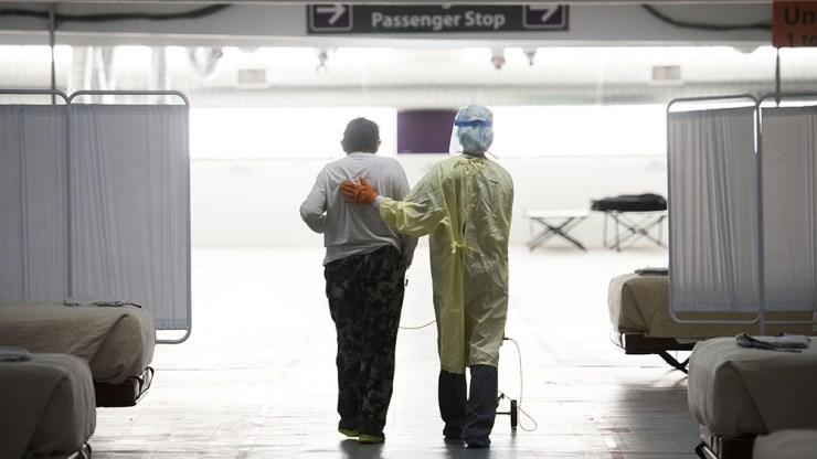 EEUU: en Michigan, Nueva York y Nueva Jersey las infecciones han comenzado a aumentar nuevamente