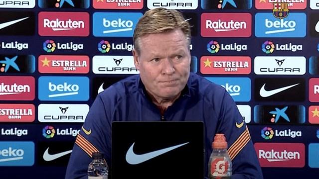 Barcelona juega este lunes ante Valladolid, por la fecha 29 de LaLiga española.