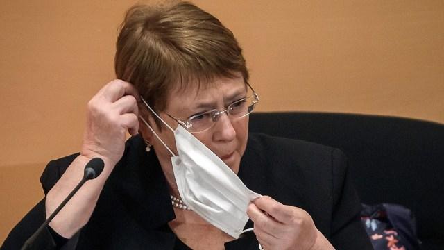 Bachelet afirmó que se registraron diversas violaciones a los derechos humanos en todo el país