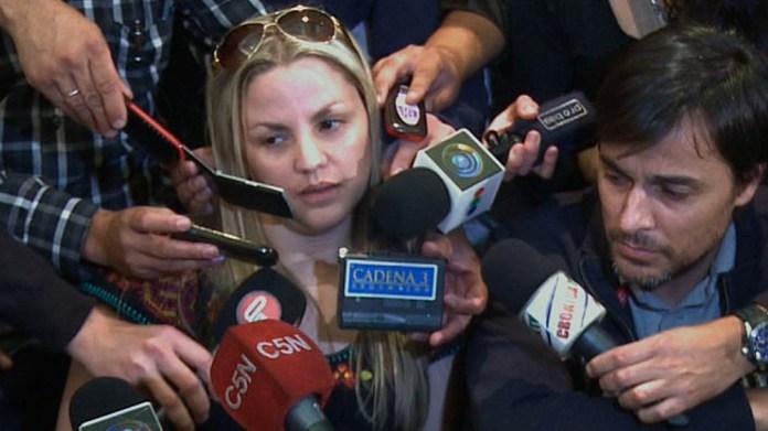 """Píparo montó una """"campaña de encubrimiento mediática"""" para cubrir a su marido, según el abogado de los jóvenes."""