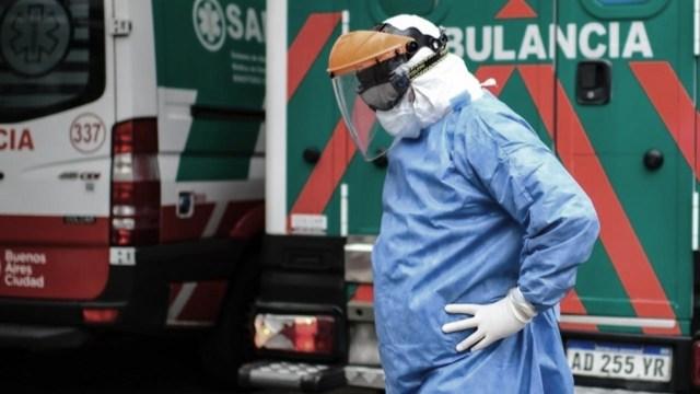 Los casos de coronavirus en la provincia de Buenos Aires ascendieron a 1.253.763 desde el inicio de la pandemia