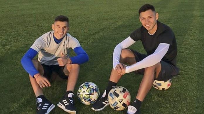 Se dice que los Romero (también integrantes de la selección paraguaya) estarían en la mira del Corinthians de Brasil.