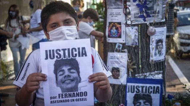 El crimen de Fernando Báez Sosa ocurrió en Villa Gesell en enero de 2020.