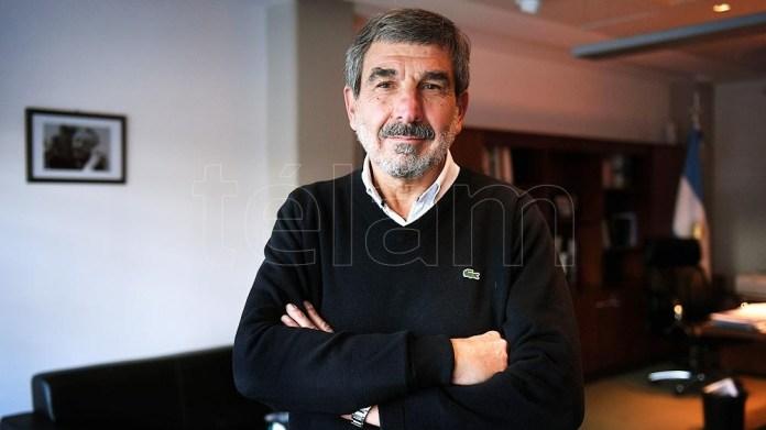 Ministro de Ciencia y Tecnología, Roberto Salvarezza