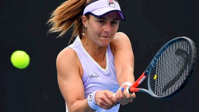 Podoroska llegó a las semifinales en Roland Garros 2020. (foto archivo)