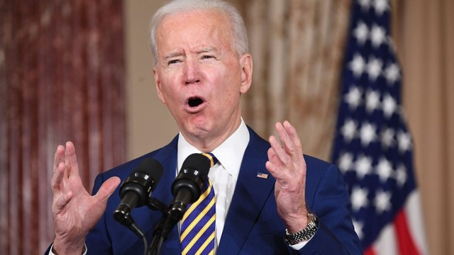 Joe Biden aseguró que buscará la reelección en 2024.
