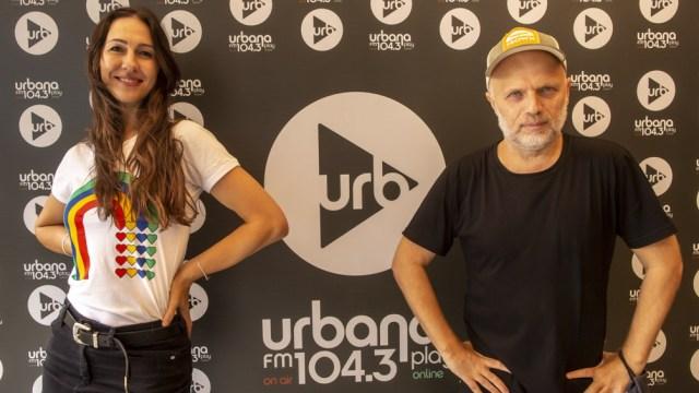 """""""Vuelta y Media"""" es el sucesor de """"Metro y Medio"""", el exitoso programa que, junto a Pablo Fábregas llevaron adelante en FM Metro desde 2007."""