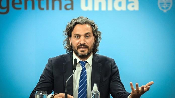"""Cafiero: """"Necesitamos fortalecer controles y volver a que los argentinos nos cuidemos porque estamos en una situación muy complicada""""."""