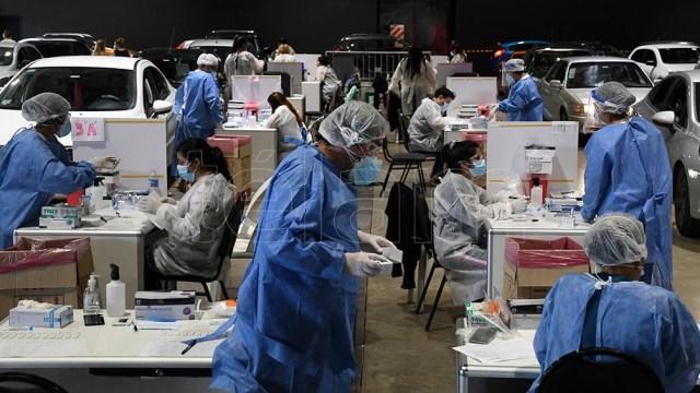 Los test que se realizan para este fin son de antígenos, con excepción de los que se practican a personas mayores de 60 años.