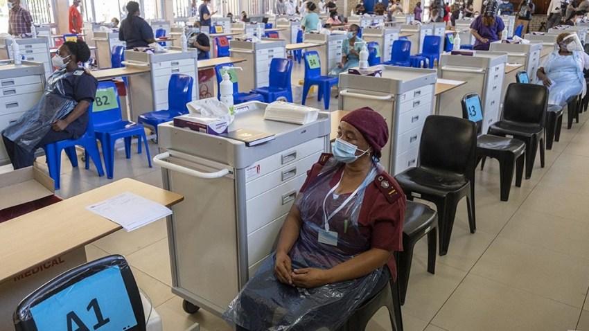 El director ejecutivo de la OMS, Mike Ryan, graficó la actual desigualdad en el acceso a los inmunizantes par países pobres.