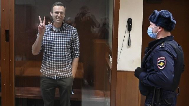 Navalny podría cumplir su condena en un campo de trabajo