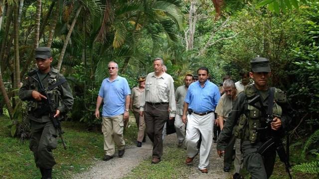 En 2008, la Unasur, con Néstor Kirchner a la cabeza, intentó la liberación de rehenes de las FARC.