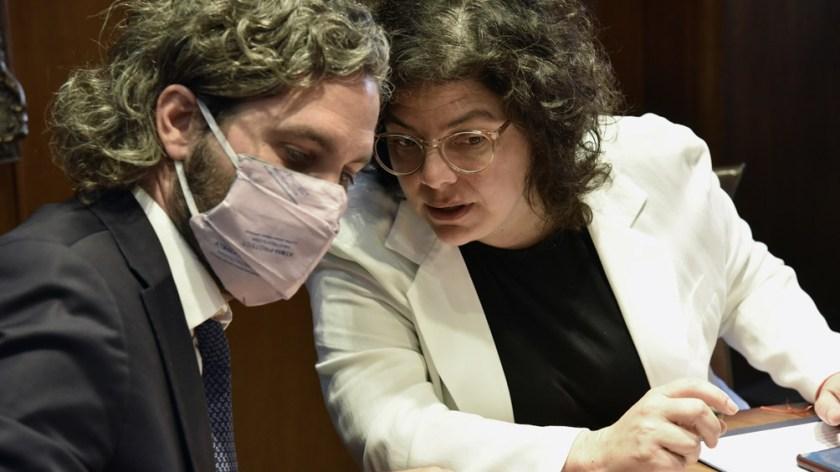"""Los gobiernos nacional, bonaerense y porteño coincidieron hoy en la necesidad de adoptar nuevas medidas para luchar contra la llegada de la """"segunda ola"""" de coronavirus"""