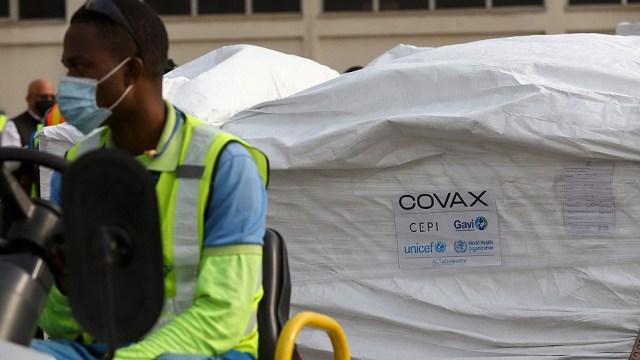 Solo siete países alcanzarían el 10% de su población vacunada en septiembre, con el mecanismo Covax.