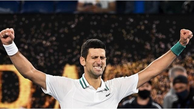 Djokovic logró vencer al mejor jugador en polvo de ladrillo de la historia y alcanzó la final en Roland Garros (foto archivo)