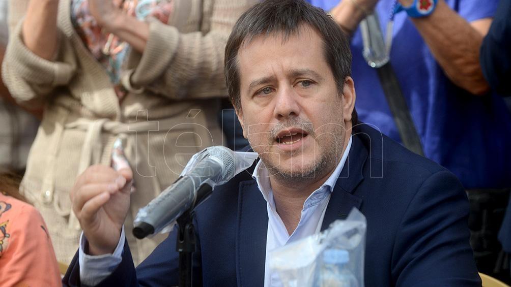 """Recalde: """"Vamos a presentar un proyecto de ley mediante iniciativa popular para derogar la privatización que propone Horacio Rodríguez Larreta"""""""