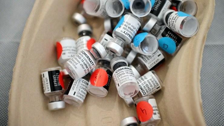 Piden que liberen la exportación de materias primas para vacunas