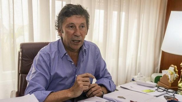 """""""Fuimos en amparo al Juzgado Civil y Comercial de San Martín para obtener en la semana una medida que reponga las clases"""" informó el intendente Posse, de San Isidro."""