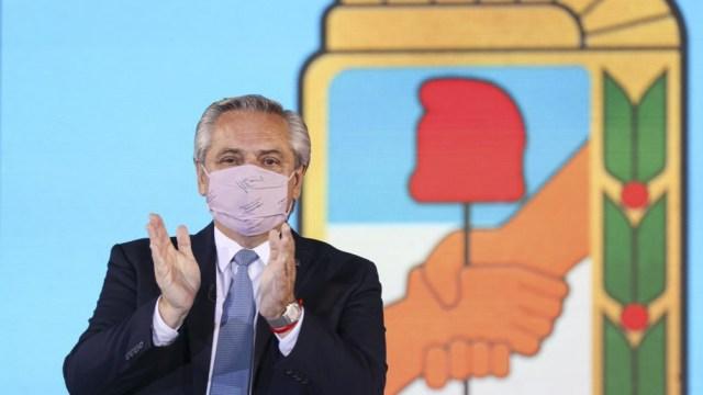 """""""Alberto habla con el peronismo"""", fue el lema de la jornada que se realizó a través de las redes sociales del PJ."""