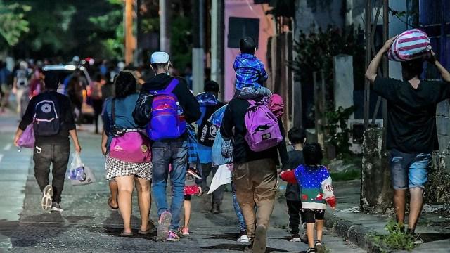 La fuerza conjunta actuará contra traficantes de personas en México y Centroamérica