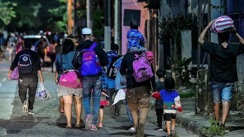 En marzo pasado, más de 172.000 personas fueron detenidas en la frontera con México